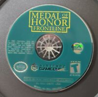 Medal of Honor: Frontline (Nintendo GameCube, 2004) Disc Only, Acceptable