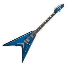 Dean Dave Mustaine VMNT limitada Trans Azul Caoba llama Ébano Duncan Corea