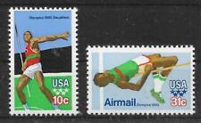 e497 USA/ Olympia 1980 MiNr 1395+1405 **