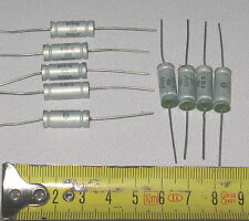0.056 uF 160 V Russian USSR  PETP Capacitors K73-16. Lot of 30. New