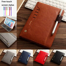 """For iPad 7th Gen 10.2"""" 2019 Case Luxury Smart Leather Wallet Stand Flip Cover"""