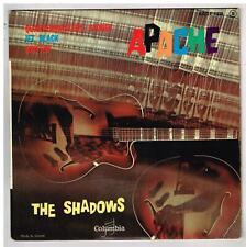 The SHADOWS     Apache    7'  EP 45 tours