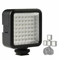 Iluminación LED Luz de vídeo para Sigma DP1 DP2 DP2x DP2s DP3 Merrill SD14 SD15