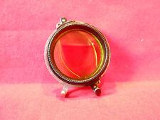 Lichtfilter Gelb Klemmenfilter Agfa ca. 20-37mm