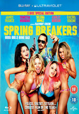 Spring Breakers - Special Edition Blu-ray UK BLURAY