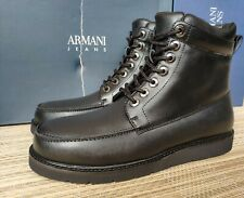 Armani Jeans men's lace-up boots size 41(7.5UK) - Lightweight