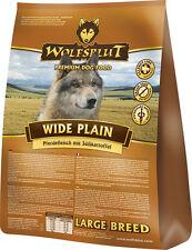 Wolfsblut Wide Plain Large Breed 15 kg Hundefutter mit Pferdefleisch