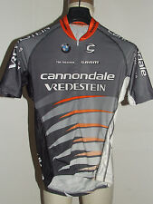 MAGLIA BICI CICLISMO SHIRT MAILLOT CYCLISM SPORT CANNONDALE VREDESTEIN tg. M