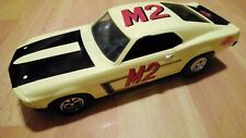 1969 Ford Boss 302 Mustang Ertl Collectibles American Muscle Car MAC RACING M2