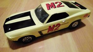 1969 Ford Boss 302 Mustang Ertl Collectibles American Muscle Car MAC RACING M2