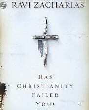 Has Christianity Failed You? by Ravi Zacharias CD Christian Audio Book Free Ship
