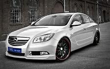 JMS Racelook Frontspoilerlippe für Opel Insignia bis Facelift ohne OPC
