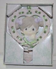 Precious Moments 1999 Bisque Porcelain ornament 634751 NIB Give Your Whole Heart