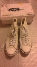 crooked soul hi top mens trainers size 11