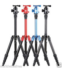 SIRUI T-005KX Black Ultra-Compact Aluminum Alloy Tripod Kit with C10X Ballhead
