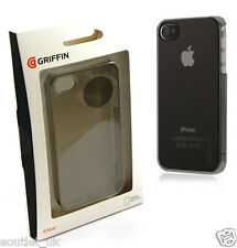 5Griffin iClear Case Cover For iPhone 4/4S - Smoke Grey Transparent NEW