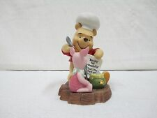 Walt Disney Winnie the Pooh & Friends Recipe for Friendship Retired Piglet