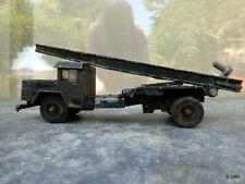 SOLIDO Camion Militaire UNIC SAHARA  lance fusée