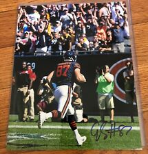 ADAM SHAHEEN  Authentic Hand Signed Autograph  8x10 Photo CHICAGO BEARS