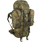 MFH Backpack Alpin 110 Military Security Hiking Airsoft Rucksack Flecktarn Camo