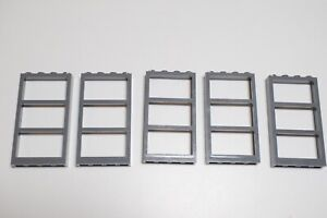 Lego 60596 Frame with Door Window Select Set Pack of 5