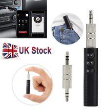 Mini Wireless Bluetooth Receiver Bluetooth Audio Adapter 3.5mm Car Aux-in Jack