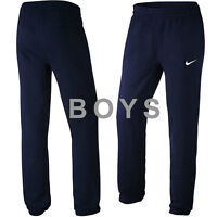New Boys Nike Fleece Joggers, Tracksuit Bottoms, Track Sweat Jogging Pants