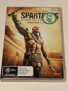 Spartacus - Gods Of The Arena - DVD