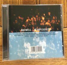 Maxwell - MTV Unplugged CD E.P. Columbia Records