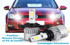 LAMPADE H15 CAMBUS ABBAGLIANTI DIURNE A LED BIANCO 6000K NO ERROR