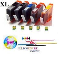 Cartouche d'encre compatible HP 364 XL Deskjet 3070A Deskjet 3520 EAIO 48 H