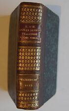 SENEQUE: L. & M. Annaei Senecae Tragoediae cum notis Th. Farnabi. 1645