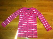 GAP GIRLS ENGLISH ROSE BOYFRIEND CARDIGAN SWEATER  ORG. $34.50 SIZE 8 BNWT
