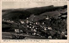Rechenberg-Bienenmühle Sachsen 1941 Gesamtansicht gelaufen frankiert Dt. Reich