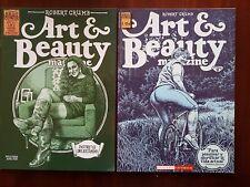 Col.Brut Comix.Art & Beauty.Col.Completa 2 Comics.Robert Crumb.La Cupula