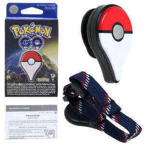 NEW Nintendo Pokemon Go Plus Bluetooth Bracelet Original