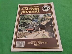 Great Western Railway Journal - No 27 Summer 1998