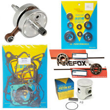 Honda CR125 '92-'97 53.96mm Mitaka Engine Rebuild Kit Inc Crank Piston Gaskets