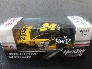 William Byron 2018 Hertz #24 Camaro ZL1 NASCAR 1/64 Monster Energy Cup