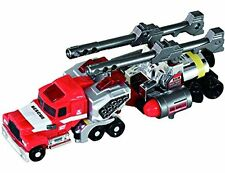Takara Tomy Tomica Hyper Rescue Drive Head Support Vehicle 02 Fire Truck [New]