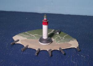 """PHAROS 1:1250 DK. Leuchtturm """" ANHOLT FYR (mit Gelände) """" PH 10a"""
