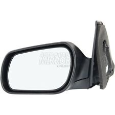04-09 Mazda Mazda3 Driver Side Mirror Replacement - Power