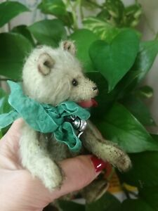 miniature teddy bear 5,1 inches