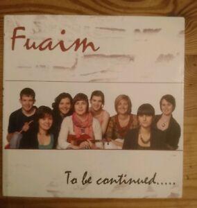Fuaim To Be Continued CD digipack sleeve