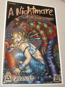 A NIGHTMARE ON ELM STREET#2 NM+ 2006 AVATAR COMICS Freddie! Paranoid