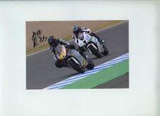 Scott Redding Suter Moto GP Spanish GP 2010 Signed 1