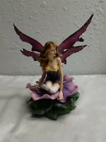 QUEEN OF THE FAIRIES 9 INCH RESIN STATUE #1630 IMPORTED FROM CHINA RARE