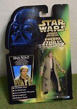 Star Wars cardées Power of the Force carte verte Han Endor Pantalon Bleu