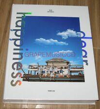 EXO dear happiness K-POP FIJI PHOTOBOOK PHOTO BOOK SEALED