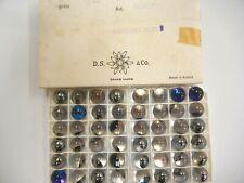 full box,48 swarovski round smoothe crystal balls,12mm bermuda blue Z #4890/1